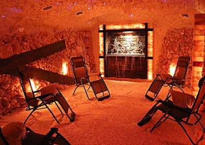 Salt Cave of Darien, CT
