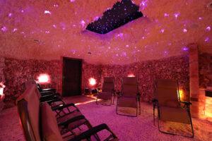 Salt Room With Twilight
