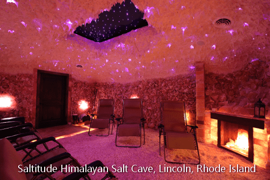 How to build a salt cave or salt room