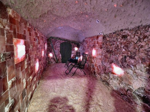 Nature's Gifts and Organic Spa Salt Cave