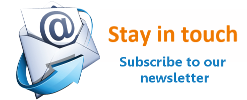 Stay up to date on latest news, blogs and pricing.