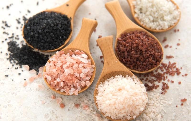 Different Types of Salt