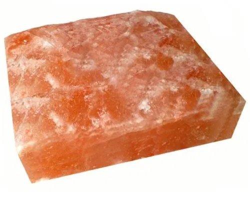 Himalayan Salt Tile (8 x 8 x 2) - Natural Image