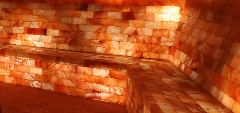 Any sauna can be upgraded to a salt sauna