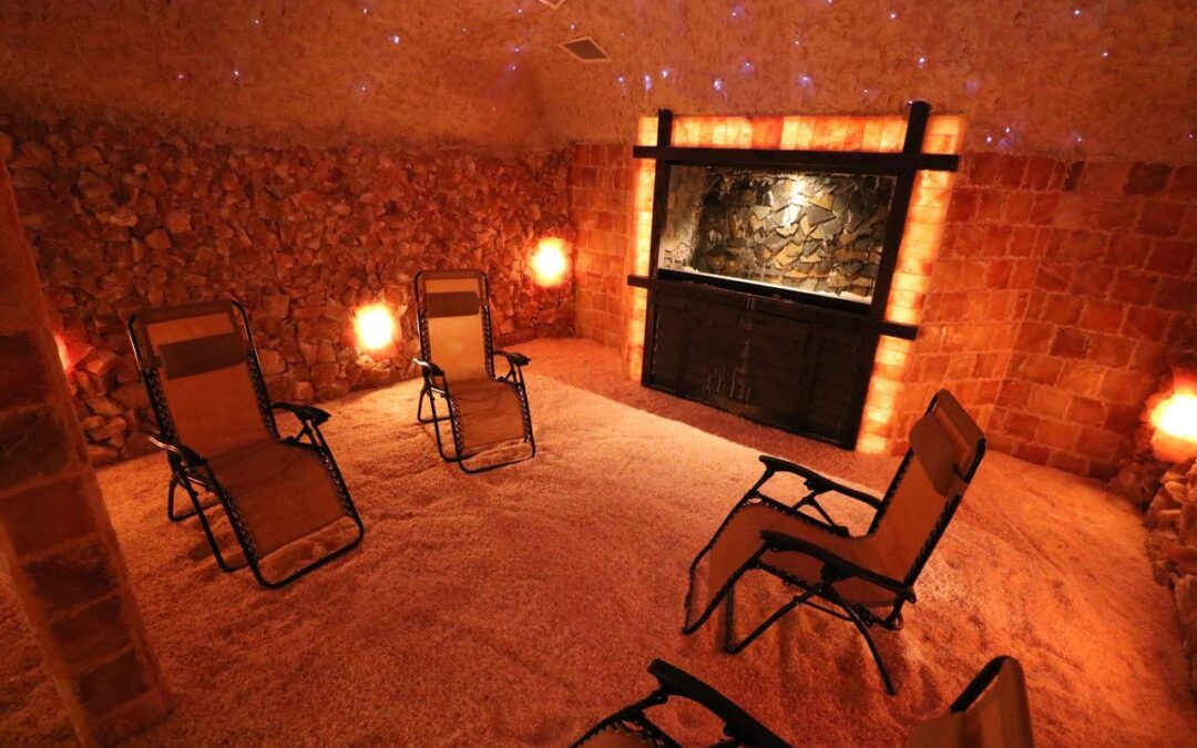 Adding a Salt Cave to Your Salon or Spa