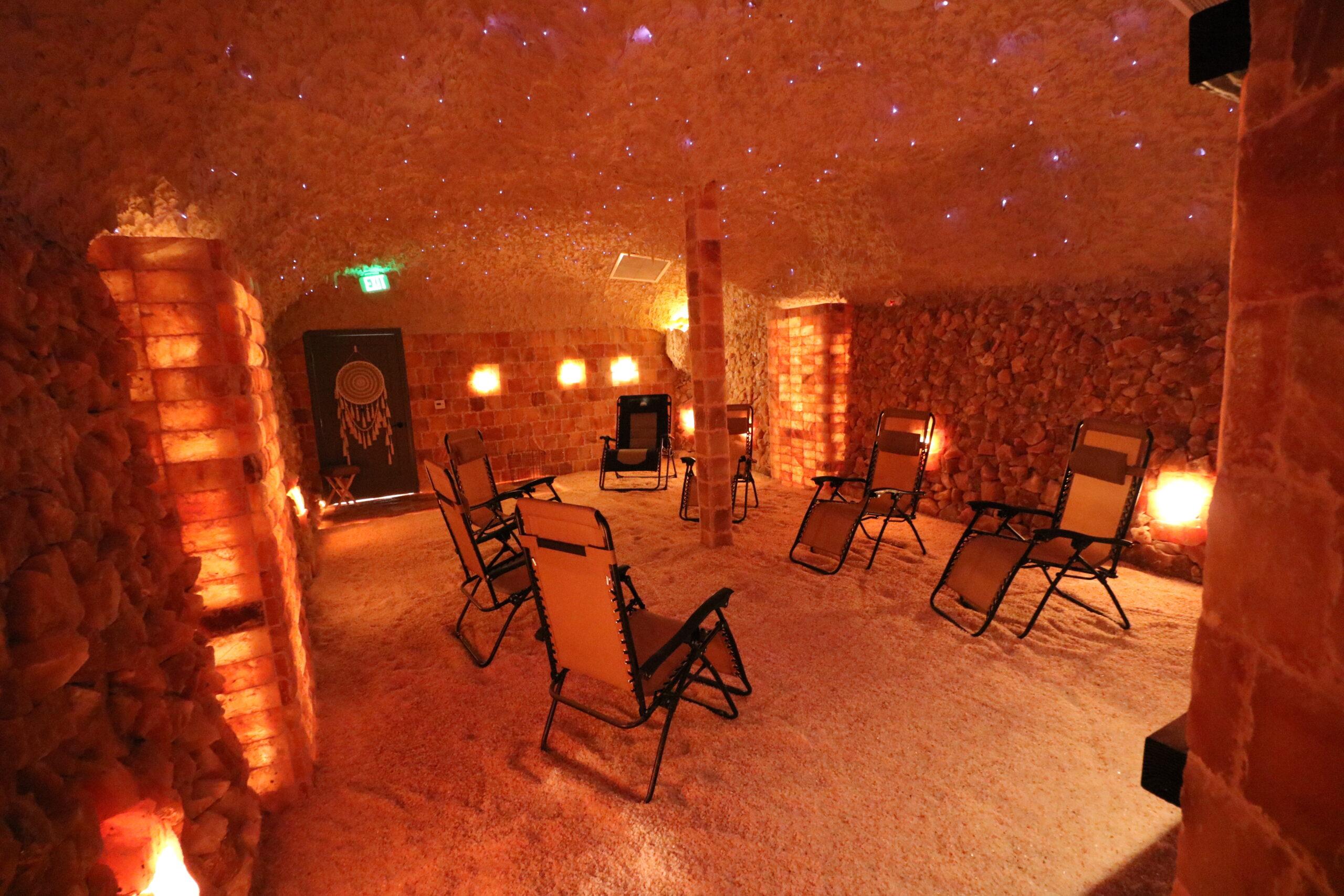 Salt Cave Design and Construction